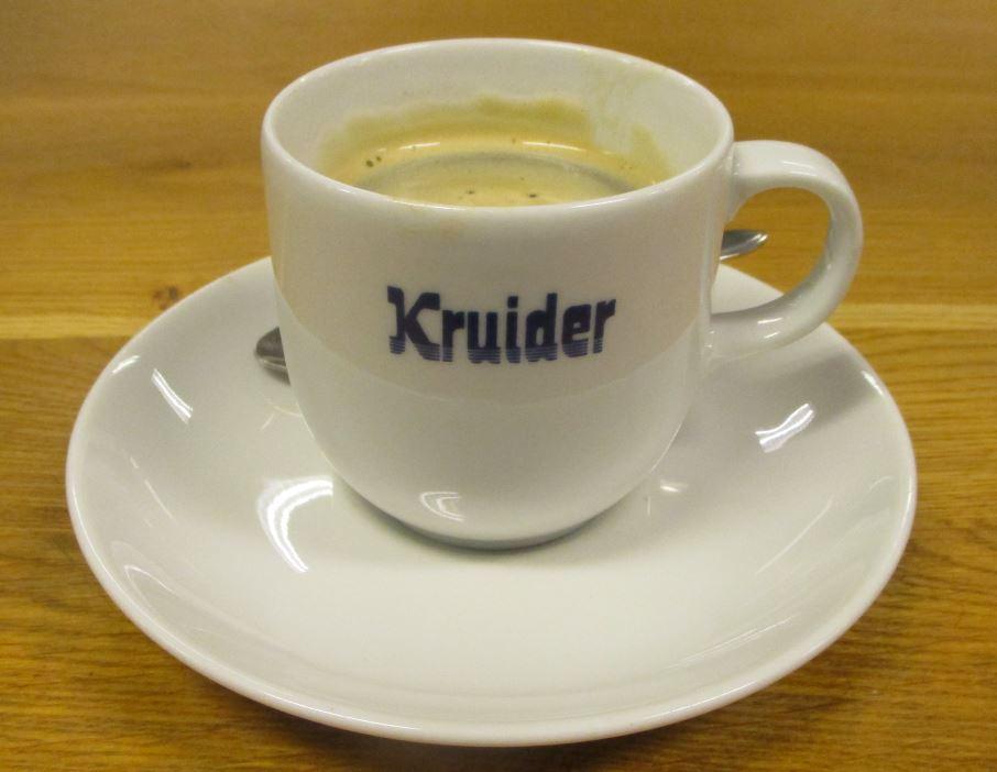 website Kopje koffie