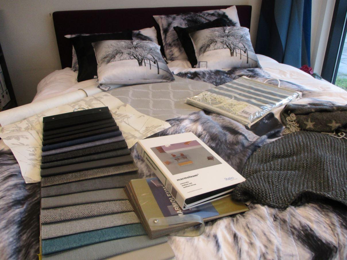 Marmoleum ontwerp uw eigen vloer kruider wooninrichting steenwijk